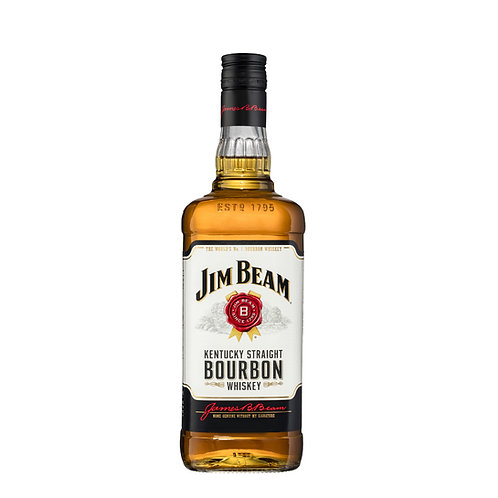 JIM BEAM White Label  75cl