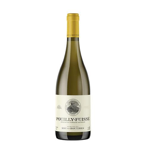 Domaine Roc des Boutires - Pouilly Fuisse - White Wine - 750 ml