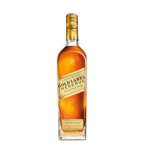 JOHNNIE WALKER Gold Reserve 75cl with Box