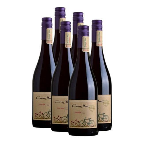 Cono Sur Organic Pinot Nor ( 6 x 750ml )
