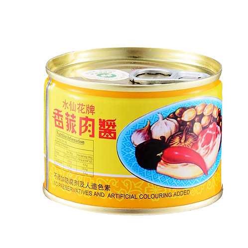 Narcissus Can Food - Minced Pork with Bean Paste 180g