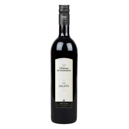 Chateau La Genestière - Les Galets Red Wine