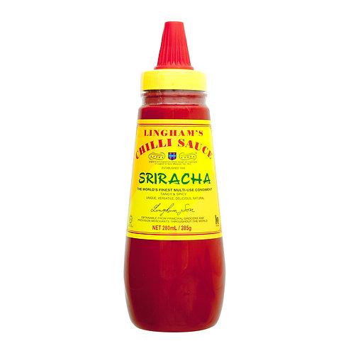 Lingham's Chilli Sauce - Sriracha