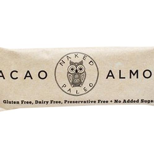 Naked Paleo Cacao Almond 65g