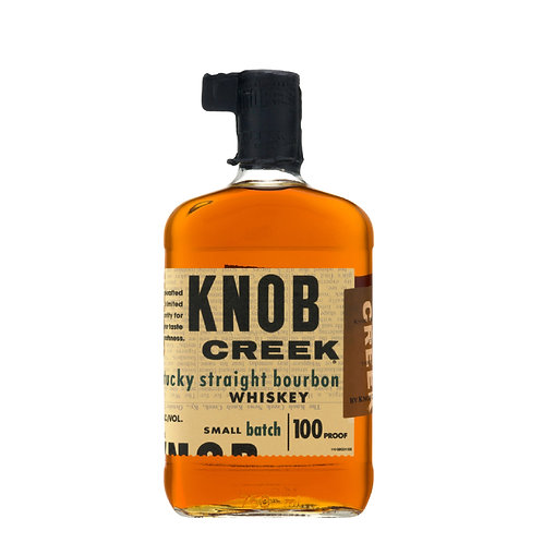 KNOB CREEK 9 Years Old Small Batch 75cl
