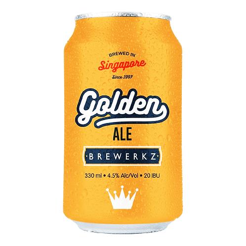 Golden Ale - 4.6% ABV