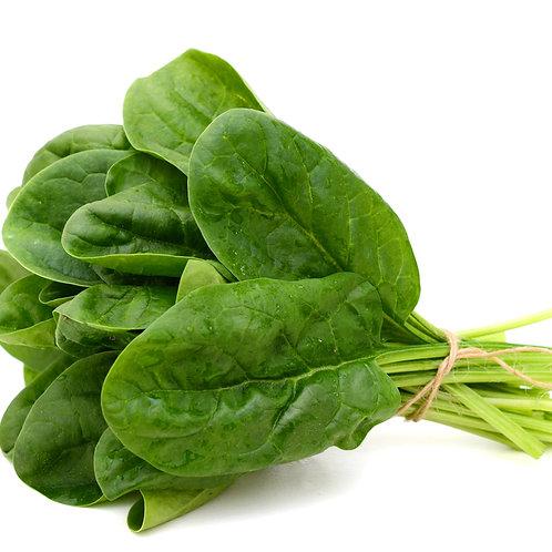 Round Spinach 220g