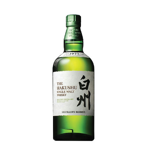 HAKUSHU Distiller's Reserve 70cl with Box