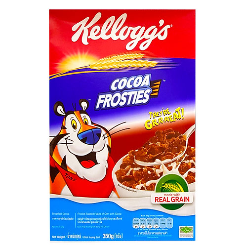 Kellogg's Cereal - Cocoa Frosties 350g