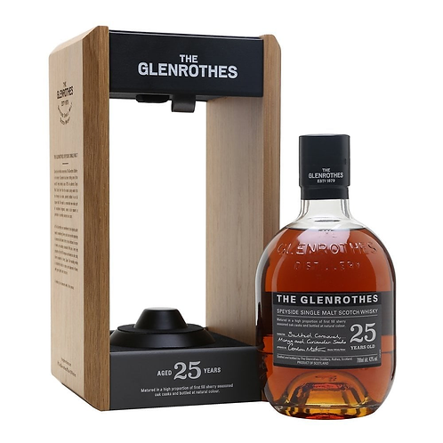GLENROTHES Soleo 25 Years Old 70cl (Pre-Order)