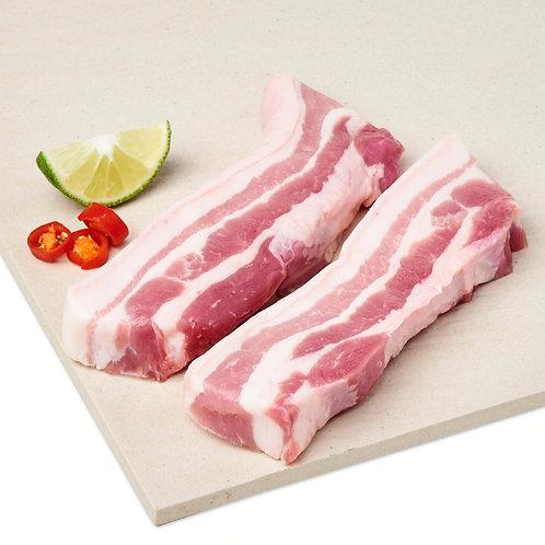 Indonesia Bulan Fresh Pork - Pork Belly,240g