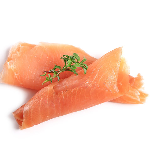 Fassler Marinated Smoked Salmon - Dill and Olive Oil, 75g