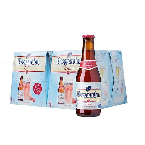 Hoegaarden Rosee (Pack of 24 x 250ml)