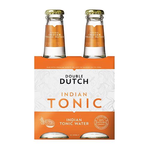 Double Dutch Indian Tonic Water 24 x 200ml