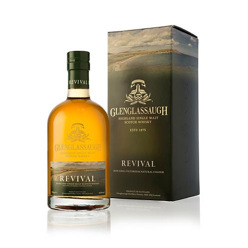 Glenglassaugh Revival (700ml) - Single Malt Scotch Whisky