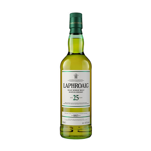 LAPHROAIG 25 Years Old (Limited Stock) 70cl