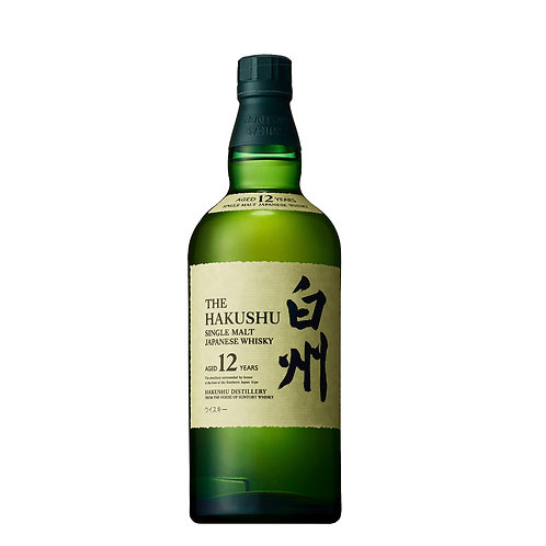 HAKUSHU 12 Years Old (Limited Stock) 70cl with Box