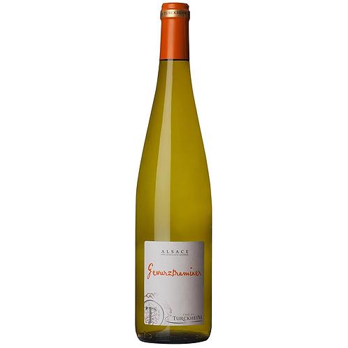 CAVE DE TURCKHEIM - Gewurztraminer Tradition - White Wine - 750 ml