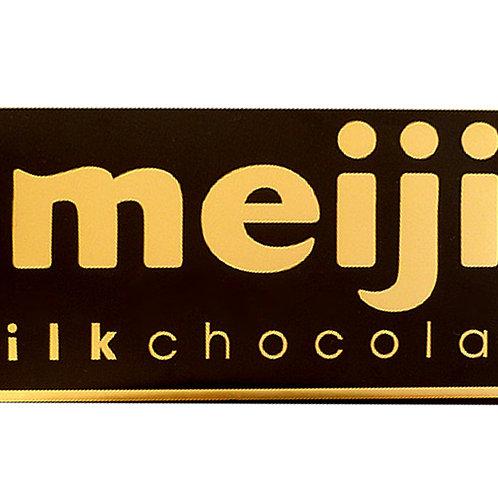 Meiji Chocolate Block - Milk 50g
