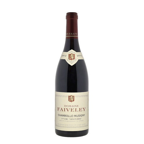 Domaine Joseph faiveley chambolle Musigny 2012 750ml