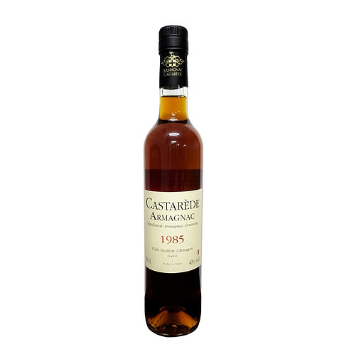 Armagnac Castarede Brandy 1985
