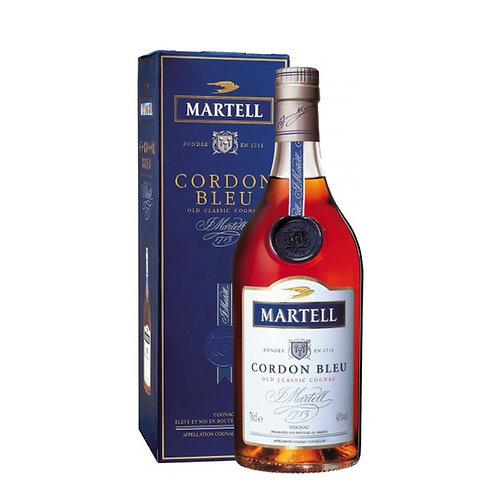 MARTELL Cordon Bleu with GiftBox 70cl