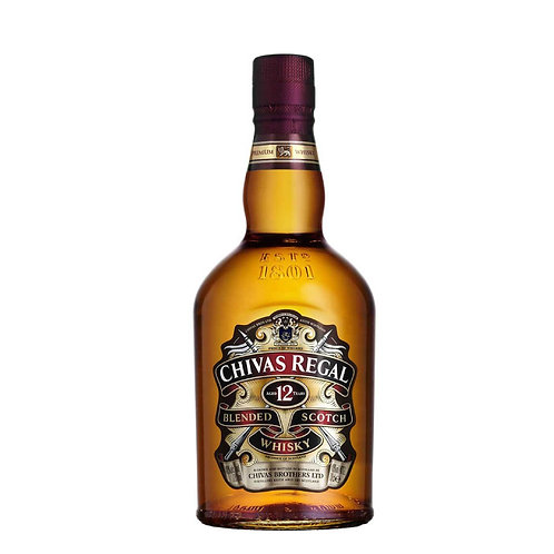CHIVAS REGAL 12 Years Old 70cl (No Ball Bearing)