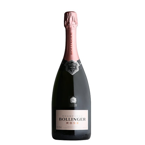 Champagne Bollinger Rosé 75cl