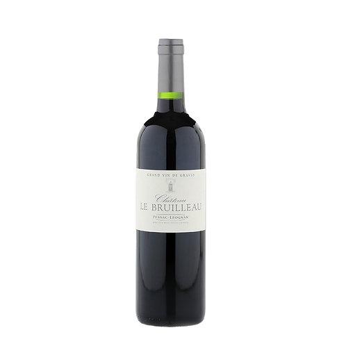 Chateau Le Bruilleau - Pessac Leognan - Red Wine - 750 ml