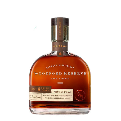 Woodford Reserve Double Oaked Bourbon Whisky (700ml)