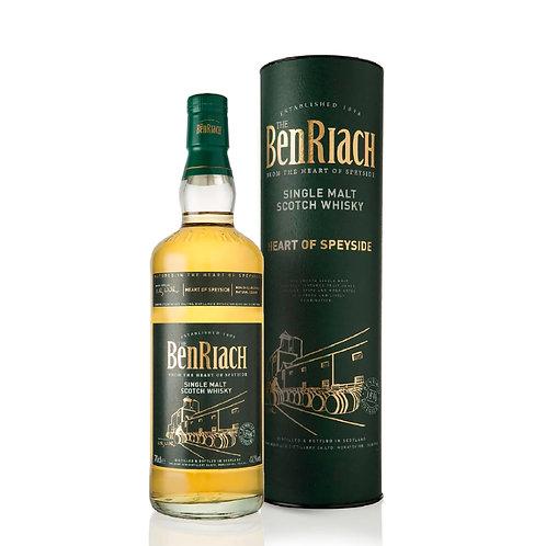BenRiach Heart of Speyside (700ml) - Single Malt Scotch Whisky