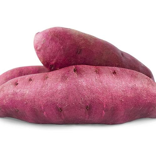 Prepacked Sweet Potato - Purple 750g