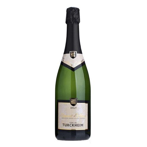 CAVE DE TURCKHEIM - Sparkling White Wine - Golden Medal - 750 ml