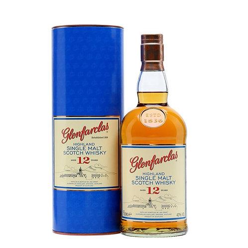 Glenfarclas 12 Years Old Whisky 70cl