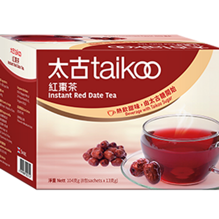 Taikoo Sugar Instant Red Date Tea 8s x 13g