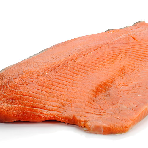 Petuna Soft Smoked Ocean Trout Sliced Frozen - By Culina, 200g