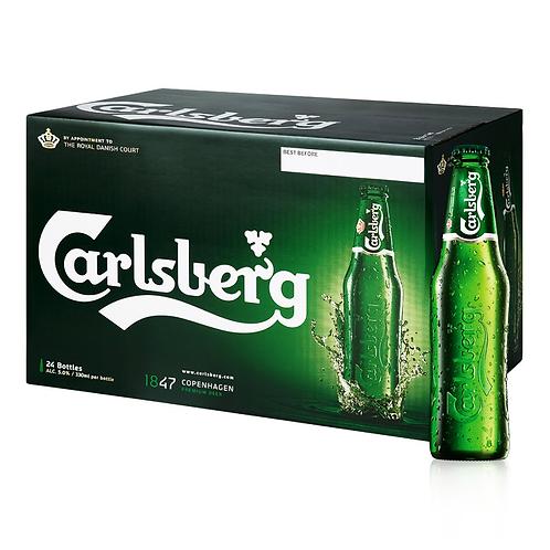 Carlsberg Green Pint 24x330ml