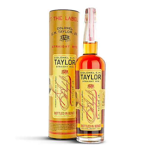 Colonel EH Taylor Small Batch Single Barrel 75cl