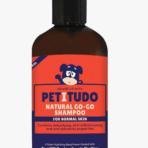 NATURAL GO-GO SHAMPOO (for normal skin) 250ML