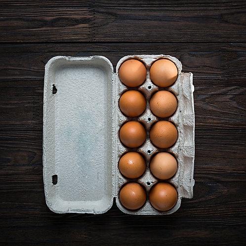 Chew's Sakura Fresh Eggs 550g (10 per pack)