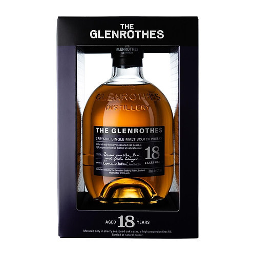 GLENROTHES Soleo 18 Years Old 70cl