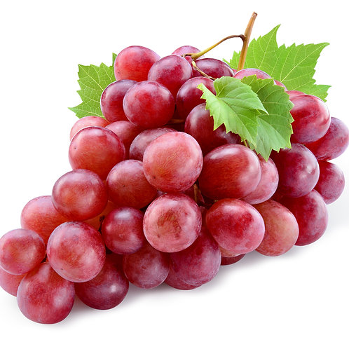 Organic Seedless Grapes - Red