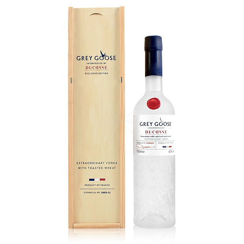 GREY GOOSE Ducasse Vodka 75cl