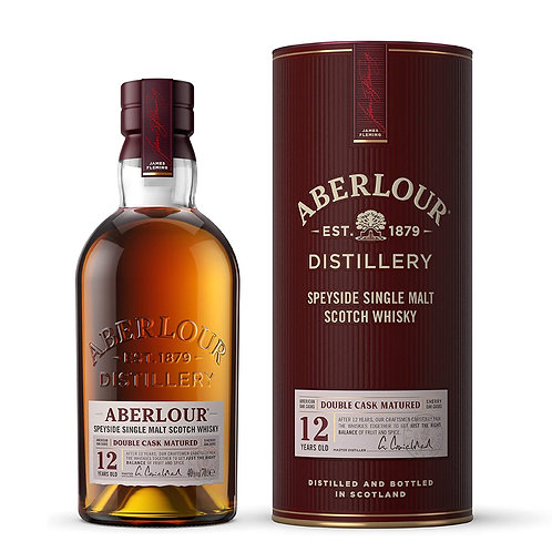 ABERLOUR 12 Years Old Double Cask 70cl