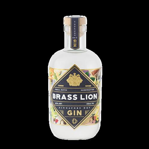 Singapore Dry gin - 40% ABV