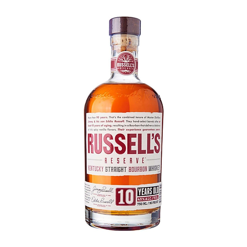 Russell's Reserve 10 Year 45% 70cl