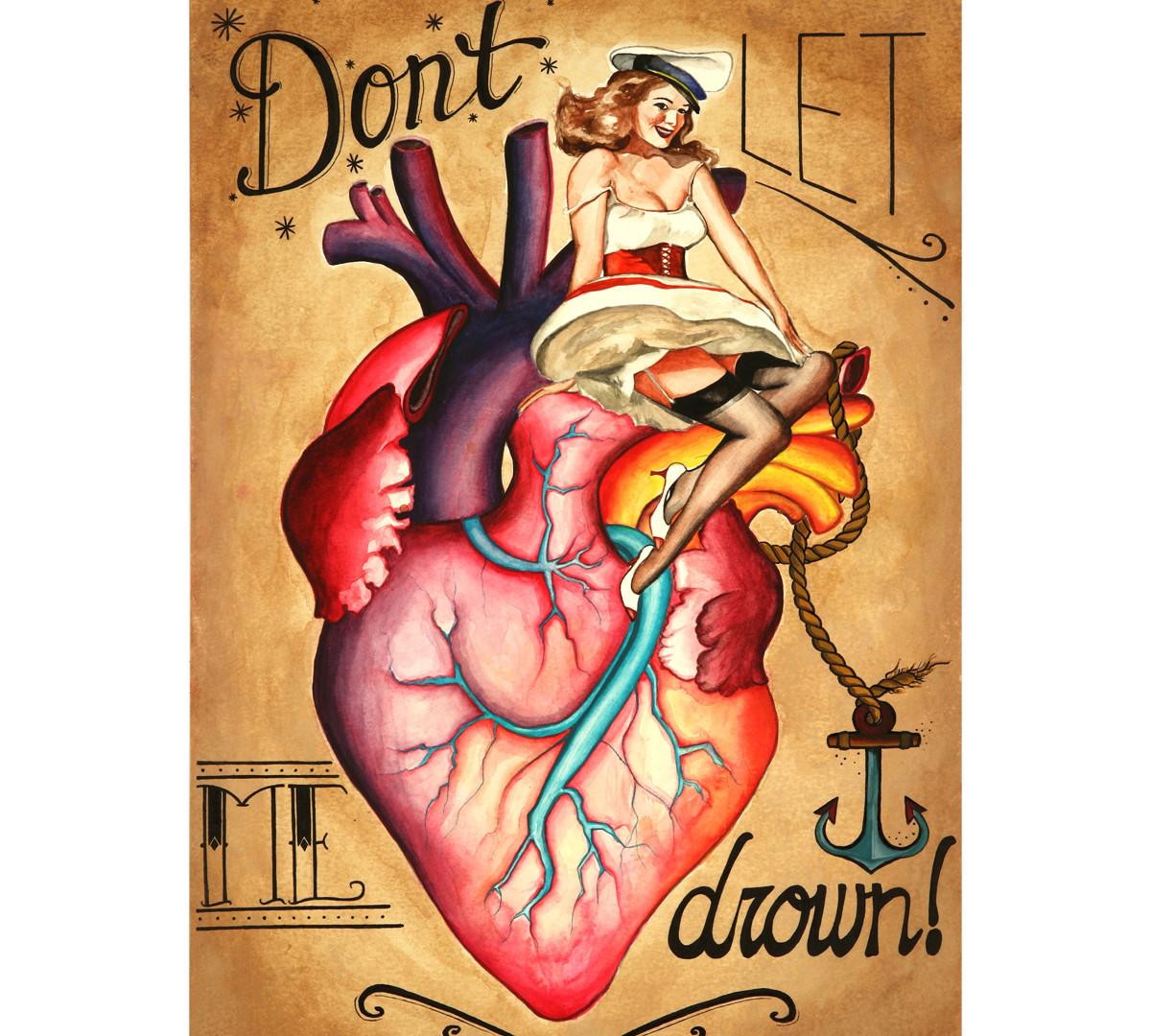 'DON'T LET ME DROWN', 2014