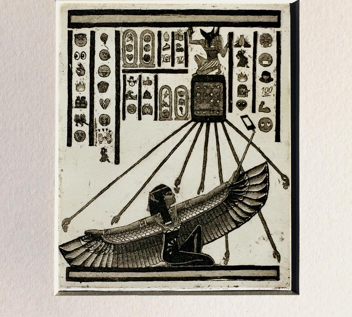 'EMOJYPTIAN', 2016