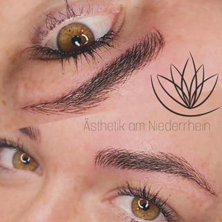Microblading Permanent Make-up Emmerich Kleve