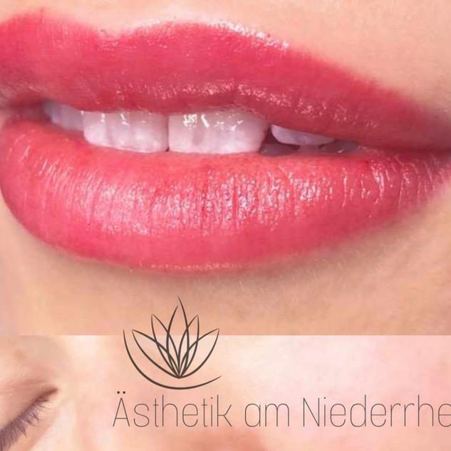 Aquarell Lips